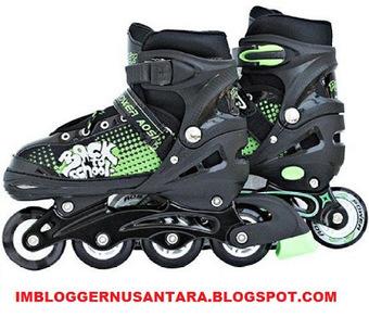 Beberapa Harga dan Model Sepatu Roda khusus Anak Murah 644865791a