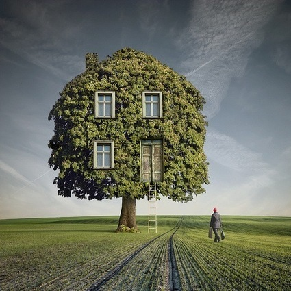 Photographer Shoots Surreal Photographs of Fantastical Scenes | Cinema of the world | Scoop.it