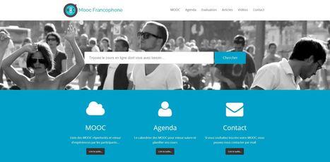 L'annuaire des MOOC Francophones est en ligne !   Paulin Ysmael   Scoop.it
