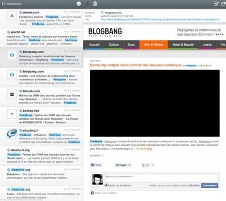 Mention : un outil de veille et de surveillance ultra complet | Les outils du Community Manager | Personal Branding | Scoop.it