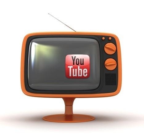 YouTube prend d'assaut la télévision | Actus de la communication. | Scoop.it