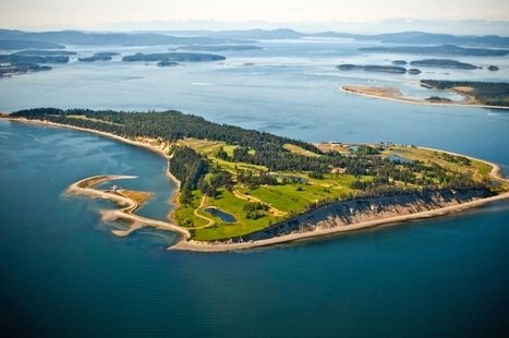 780 Acre Private Island| James Island, Sidney, BC | Luxury Real Estate Canada | Scoop.it