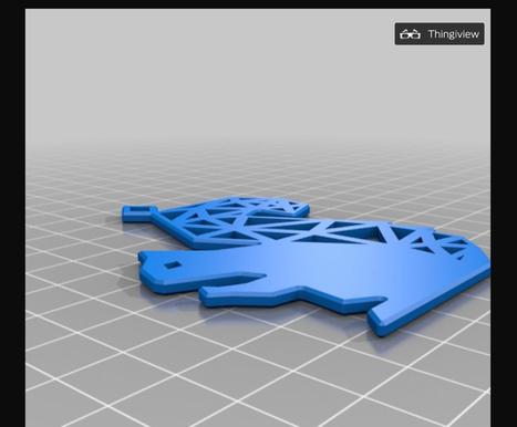 On a testé les solutions d'impression 3D en ligne | formation reseaux sociaux, internet, logiciels | Scoop.it