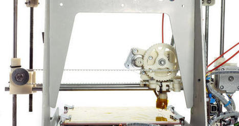 L'imprimante 3D au travail, un avantage compétitif pour l'entreprise? | L'Atelier: Disruptive innovation | Technologies et usages | Scoop.it