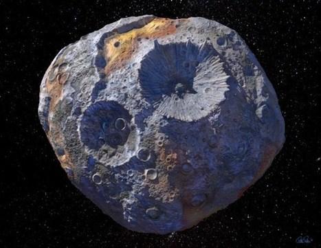 Desde los asteroides troyanos hasta el núcleo planetario, así son las nuevas misiones de la NASA | Universo y Física Cuántica | Scoop.it