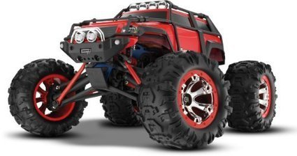 Traxxas RTR 1/16 Summit VXL Brushless 4WD 2.4GHz With Battery And Charger