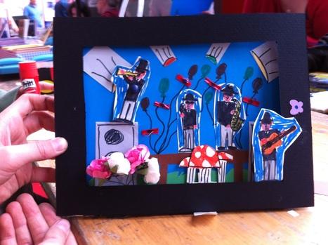 Atelier CotCotCot-apps.com du 7 mars - Foire du Livre de BXL 2013   Photos   Must Read articles: Apps and eBooks for kids   Scoop.it