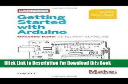 Read Getting Started with Arduino (Make: Projects) | Raspberry Pi | Scoop.it
