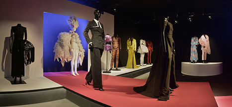 Déshabillez-Moi ! L'exposition qui habille les stars - Fashion Spider - Fashion Spider – Mode, Haute Couture, Fashion Week & Night Show | Textile Horizons | Scoop.it