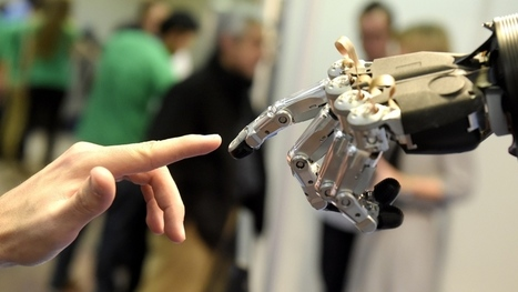 [INFO para CIPRIANI ;-)] A.I. expert David Levy says a human will MARRY a robot by 2050 | MAZAMORRA en morada | Scoop.it