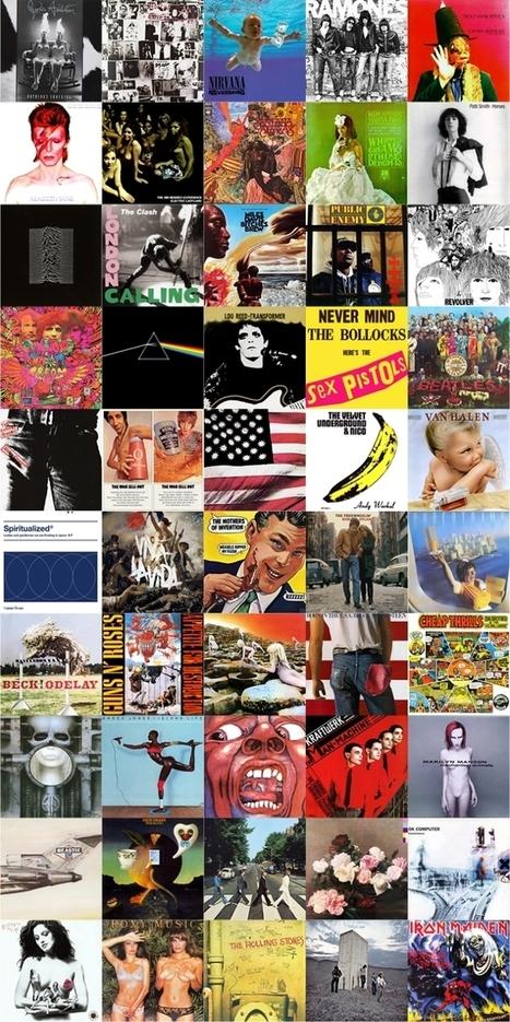 Las treinta mejores portadas de la historia de la música - Jot Down Cultural Magazine | Arte y Cultura en circulación | Scoop.it