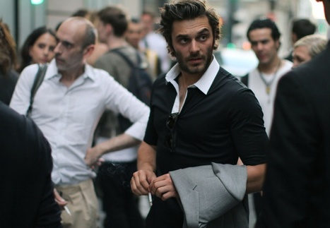 The Wandering Eye Spies...International Men of Style: Style: GQ | Ideal You | Scoop.it