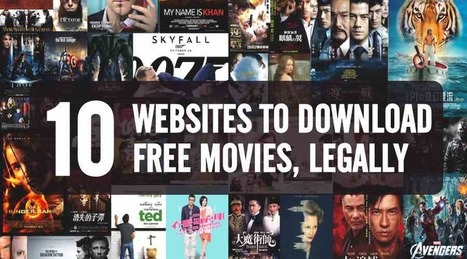 websites to download movies for free without registration