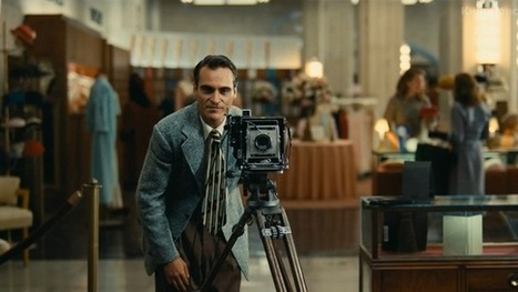 """THE MASTER"" WRITER/DIRECTOR PAUL THOMAS ANDERSON 