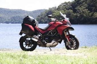 Récit de voyage, Nicolas Armand et sa Ducati multistrada ... - Caradisiac.com | Ducati | Scoop.it