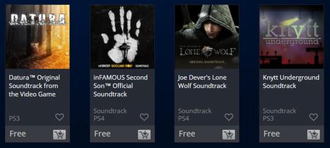 video game' in Soundtrack | Scoop it
