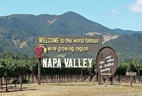 How Prohibition Gave Birth to Napa's Wine Giants - Urban Ghosts | U.S HISTORY SHACK : MIKE BUSARELLO | Scoop.it