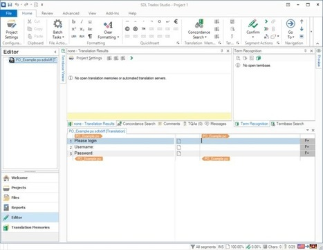 How to simply switch target and source roles in Trados Studio instead of converting PO files (from SuperText AG's blog) | Translator Tools | Scoop.it