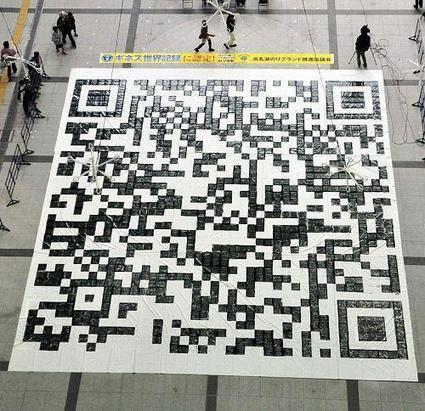 QRcode Mégalo | Allicansee | Scoop.it