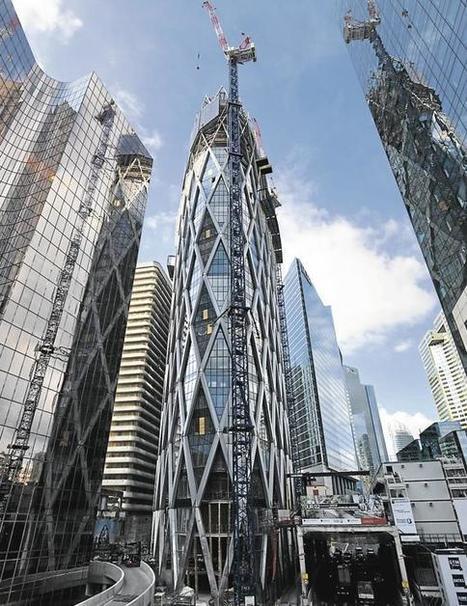 La Défense: la suroffre avant la pénurie? | Immobilier de bureaux : communication et marketing. | Scoop.it