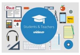 Las mejores aplicaciones web para crear vídeos | Teaching and learning online. | Scoop.it