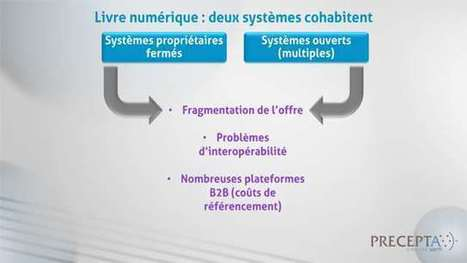 Philippe Gattet,  Pourquoi le livre numérique se développe si lentement en France | L'édition numérique pour les pros | Scoop.it