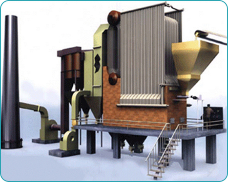 High Pressure Boilers (Powertherm), IBR Boiler ...