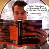 Moodle Administration – A Book Review   The Moodleman Blog   Techknowledge   Scoop.it