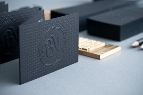 30 Creative Business Card Trends | Design Treasure | Designtreasure | Scoop.it