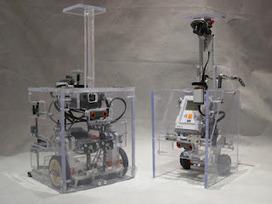 OLEG - un Robot à base LEGO pour Eurobot 2012: Présentation d ...   Robotique Domestique   Scoop.it