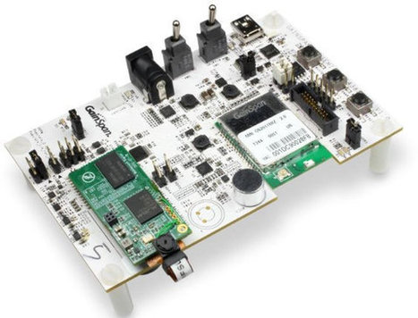 GainSpan Introduces Full HD Video Application Development Kit for Wi-Fi IP Video Streaming Applications | Embedded Systems News | Scoop.it