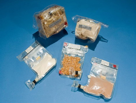 50 years of NASA's space food packaging documented | Vertical Farm - Food Factory | Scoop.it