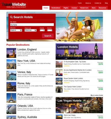 start travel booking business buy websites fo