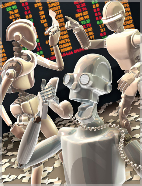 Too Fast to Fail: Is High-Speed Trading the Next Wall Street Disaster?   High Frequency Trading   Scoop.it