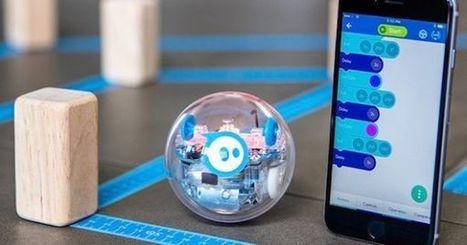 SPRK+ The Robot Can Help Kids Improving Their Coding Skills   Aprendre amb l'ús de la tecnologia   Scoop.it