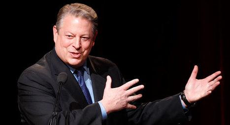 DNC 2012: Where's Al Gore?   Psycholitics & Psychonomics   Scoop.it