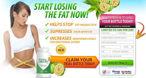 Exoslim Fit Reviews Garcinia Cambogia Free Tri