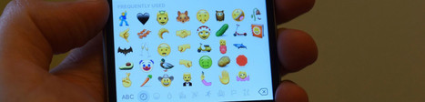 77 New Emojii! No condom, but get ready for arm-taking selfie, avocado and pancakes | Digital Media | Scoop.it