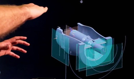 Elon Musk designs real-world gesture interface and 3D modeler   Amazing Science   Scoop.it
