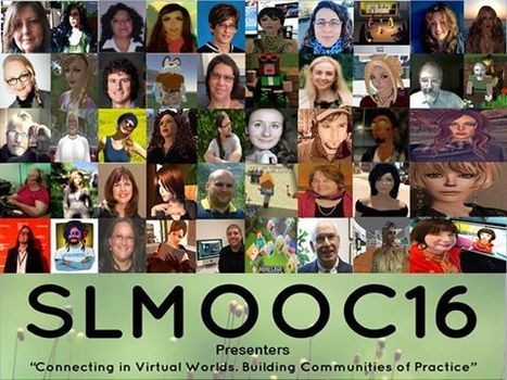 SLMOOC16: SLMOOC16 Starts on April 2nd, 2016: Come join us! | Mundos Virtuales, Educacion Conectada y Aprendizaje de Lenguas | Scoop.it