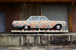 Creative drive : Keith Haring's car canvases | the Guardian in pictures | Looks - Photography - Images & Visual Languages | Scoop.it