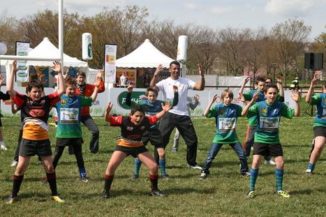 La Ligue Nationale de Rugby et ses partenaires  lancent le « Village Rugby Tour » 2014 | Coté Vestiaire - Blog sur le Sport Business | Scoop.it