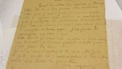 14-18 : Gabrielle Petit, espionne et héroïne belge fusillée en 1916 - RTBF Regions | Rossignol 1914-1918 | Scoop.it