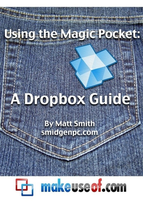 The Unofficial Guide To Dropbox | Scoop.it! Ed topics | Scoop.it