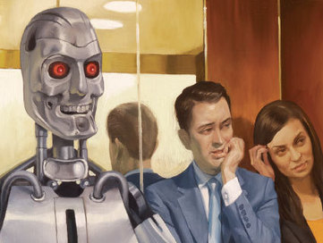 Welcome, Robot Overlords. Please Don't Fire Us? | Science Fiction Future | Scoop.it