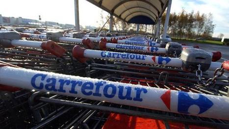 Carrefour : mobilisation des salariés contre le travail dominical   The fisheye of gourmet food & wine!   Scoop.it