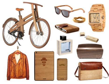 ¡Toca madera! La tendencia más eco-friendly del momento hecha ... - Vanitatis.com | APETECEECOLÓGICO | Scoop.it