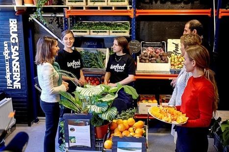 Ce supermarché commercialise les produits invendus de la grande distribution | Des 4 coins du monde | Scoop.it