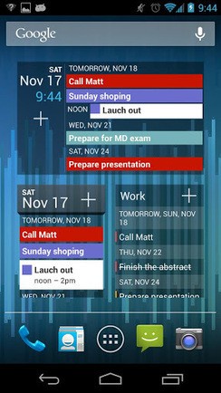 Calendar++: Calendar & Tasks v0.3 | ApkLife-Android Apps Games Themes | Android Applications And Games | Scoop.it