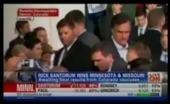 VIDEO! Secret Service Saves Mitt Romney From Glitter Bomb (Video) | TonyPotts | Scoop.it